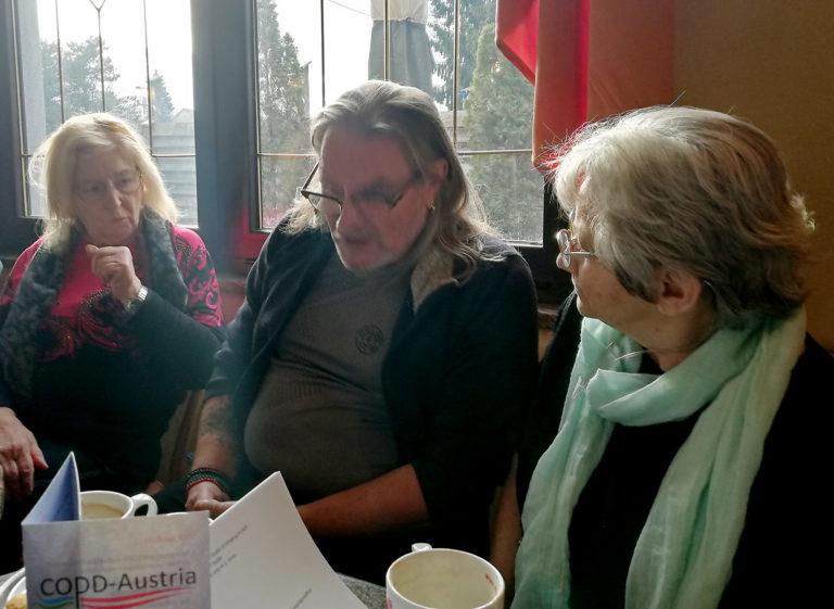 COPD-Austria Gruppe Graz